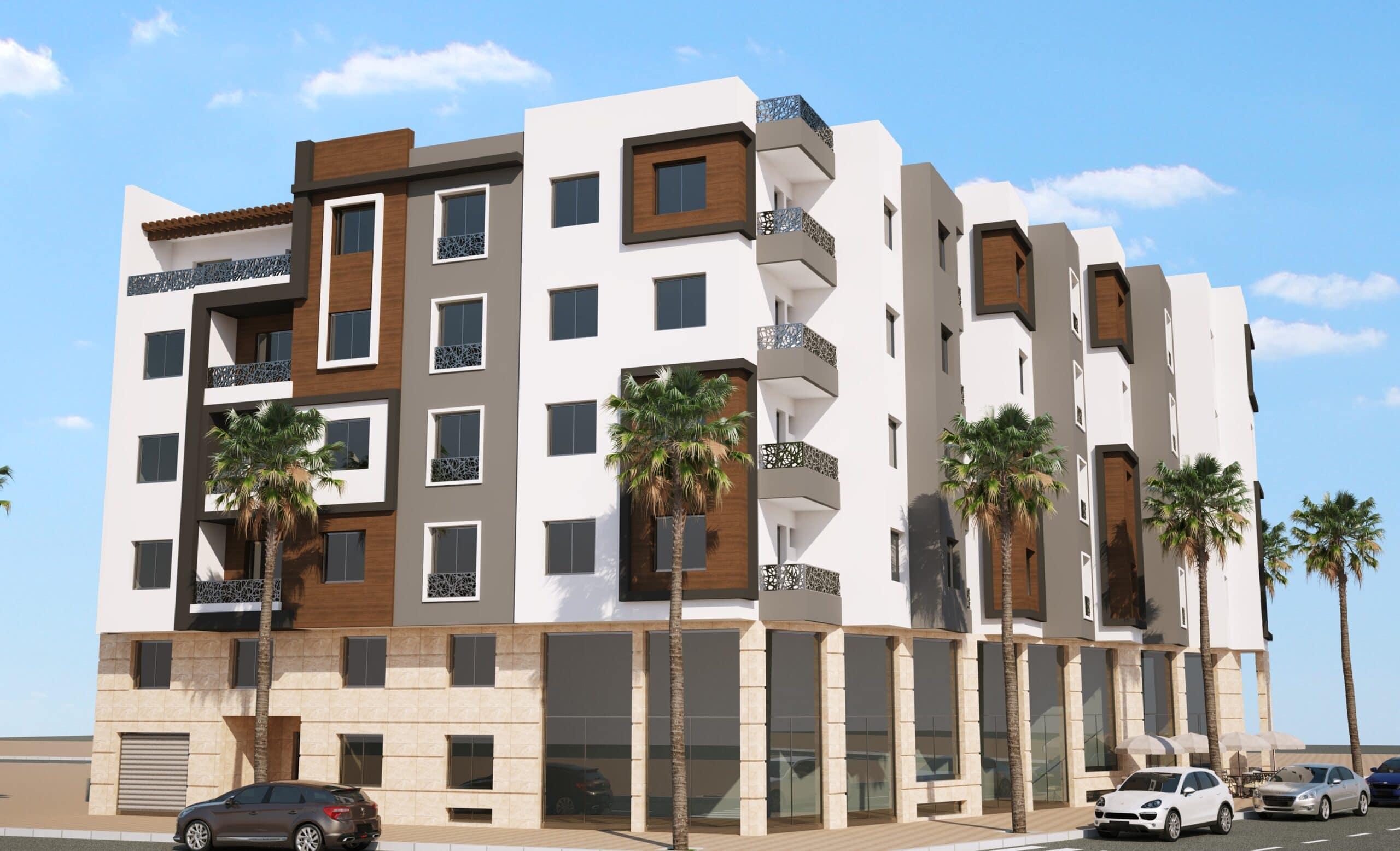 Appartements Nador